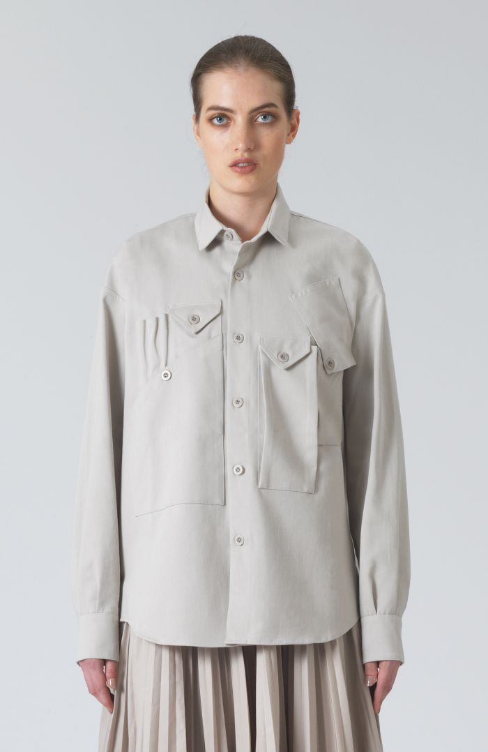 Peter Stone Organic Cotton Work Shirt