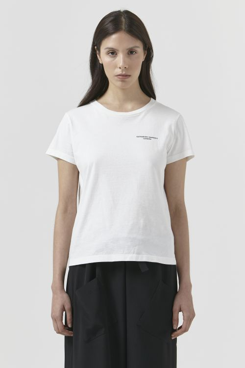 Katie White Organic Cotton T-Shirt