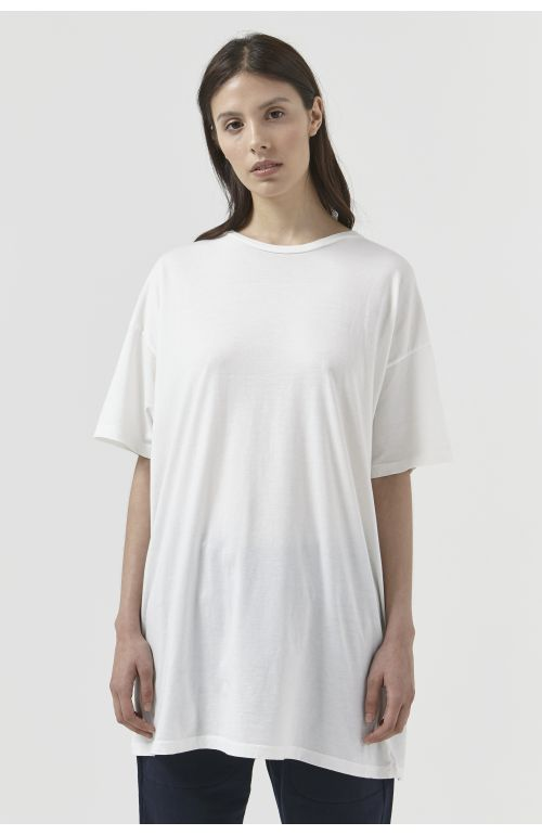 ALE WHITE ORGANIC COTTON T-SHIRT