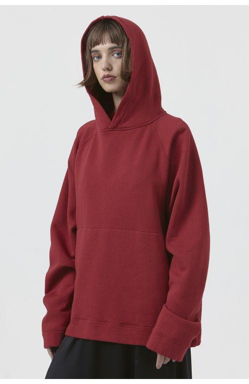 Rick Red Organic Cotton Hoodie