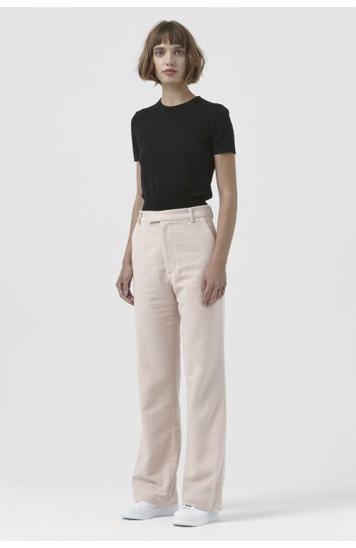 Camilla Pink Organic Cotton Trousers
