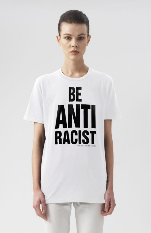 Be Anti-Racist Short Sleeve T-Shirt