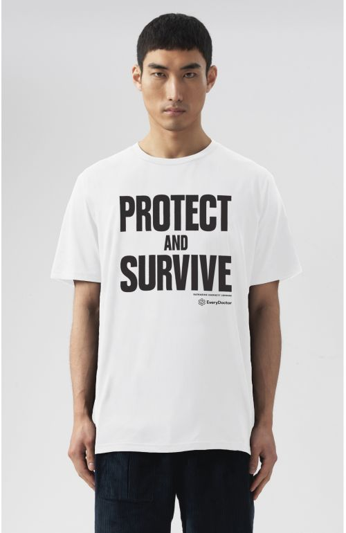 PRE-ORDER Protect And Survive EVERYDOCTOR T-Shirt