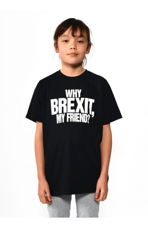 Why Brexit Short Sleeve T-Shirt