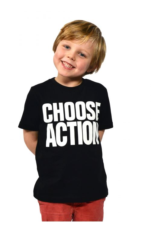 Choose Action Short Sleeve T-Shirt