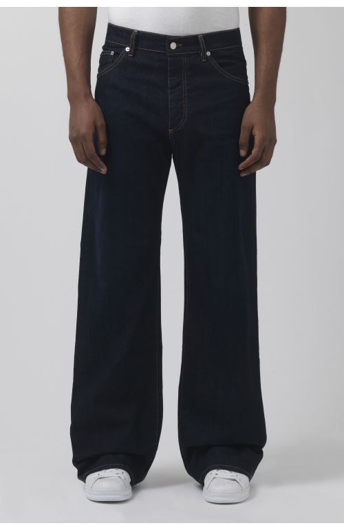 TERRY RINSE WASH DENIM