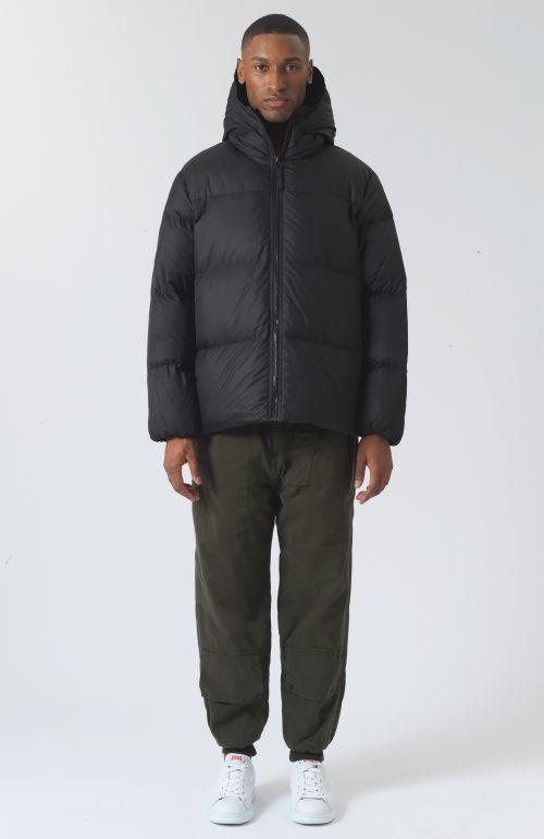 Alistair Recycled Down Oversized Puffer Jacket