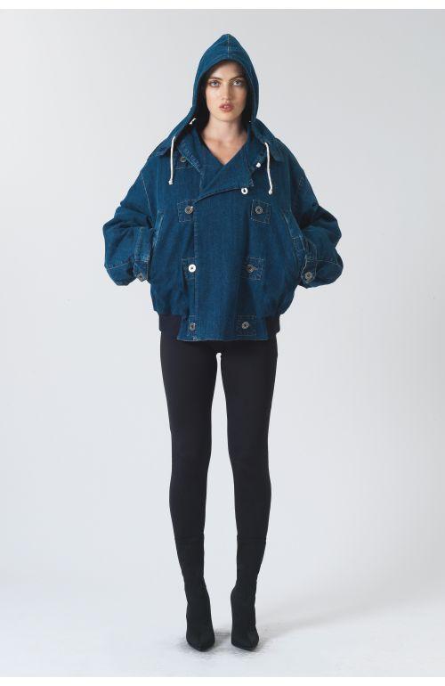 Jules Organic Cotton Jacket