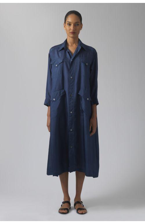 Katharine sugar silk dress