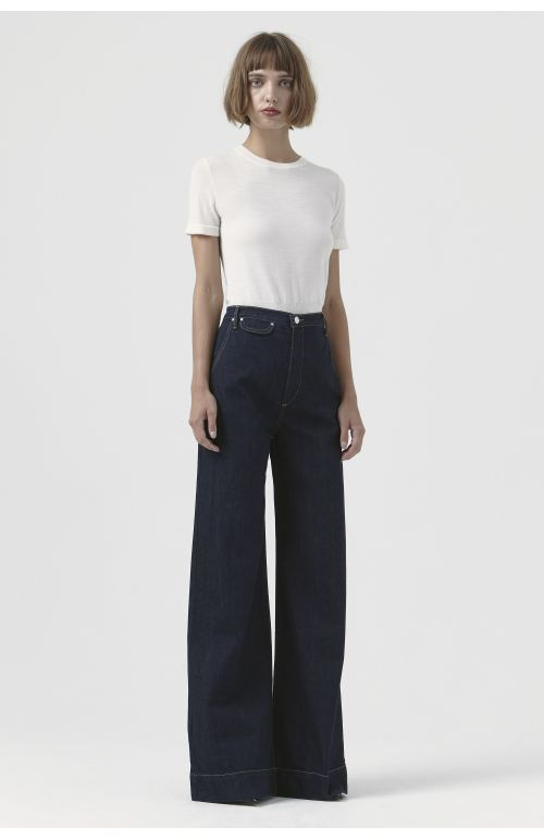 Anita Dark Organic Cotton Jeans