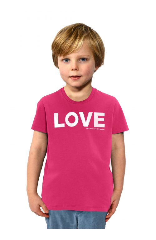 PRE-ORDER LOVE SHORT SLEEVE T-SHIRT