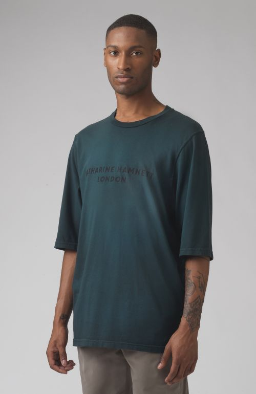 George Green oversized organic cotton t-shirt