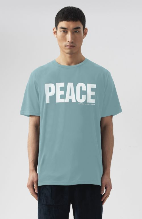 PEACE SHORT SLEEVES T-SHIRT