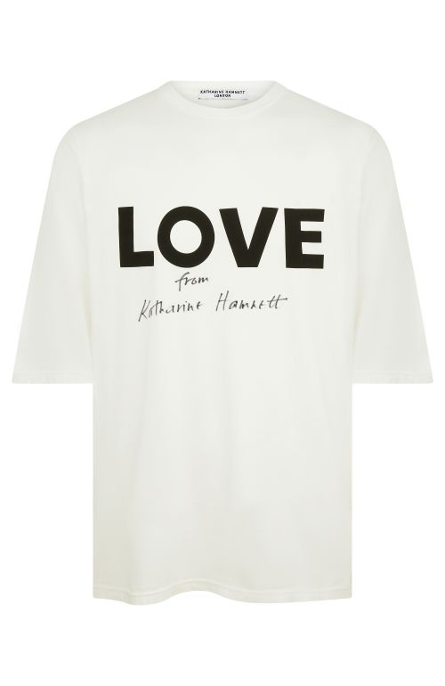LOVE SIGNED T-SHIRT