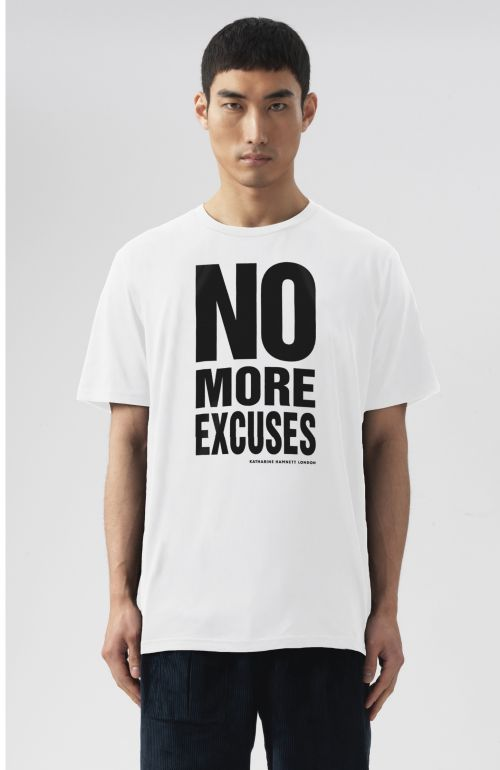 No More Excuses Short Sleeve T-Shirt
