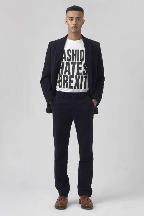 Fashion Hates Brexit T-Shirt