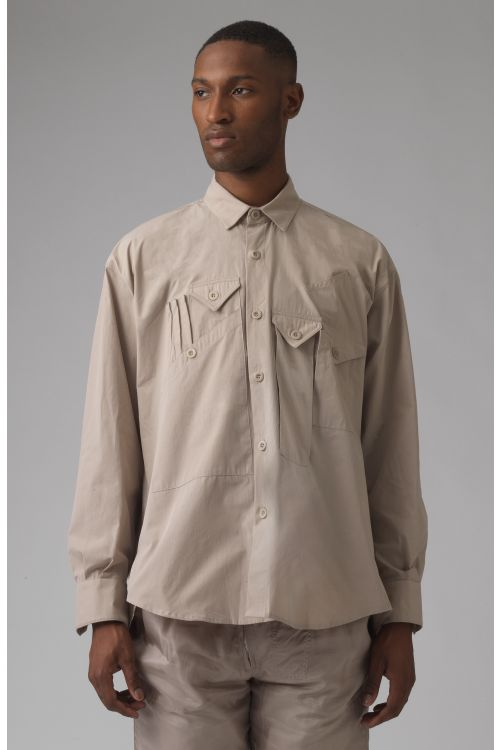 Peter sand organic cotton workshirt