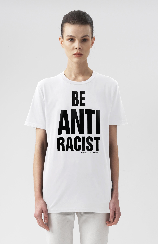 Be Anti-Racist Short Sleeve T-Shirt