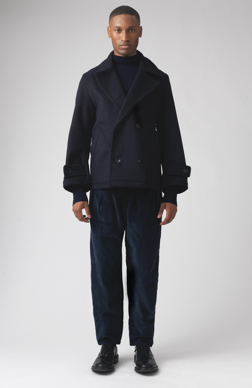 Fabrice Regenerated Wool Jacket