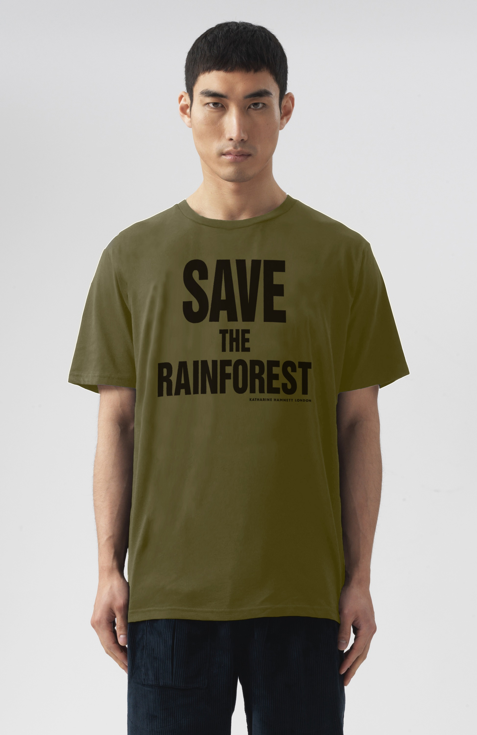 Save The Rainforest Short Sleeve T-Shirt