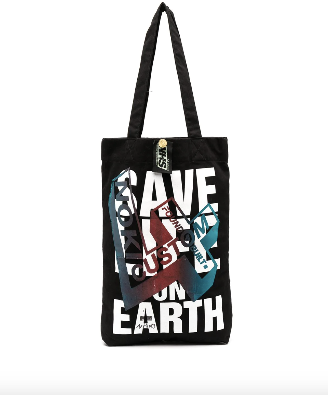 Save life on earth Upcycled Bag